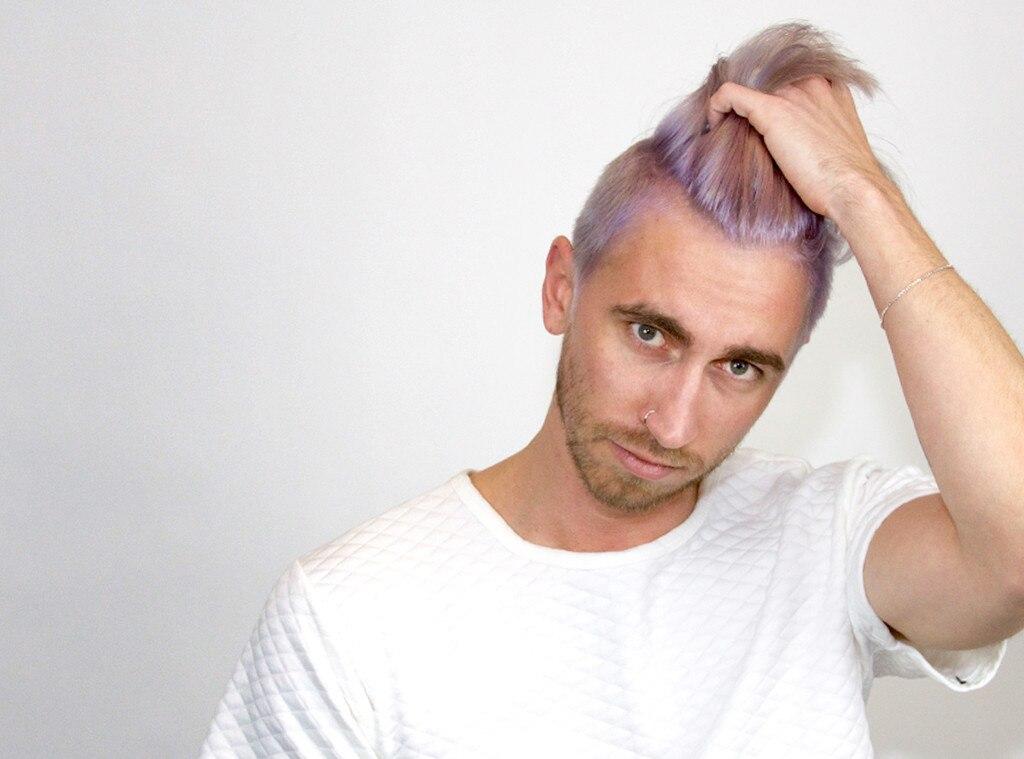 Brett Malec, Justin Bieber, Hair