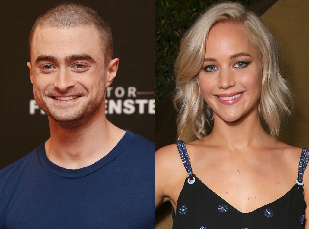 From Jennifer Lawrence to Daniel Radcliffe: 14 Stars Who ...