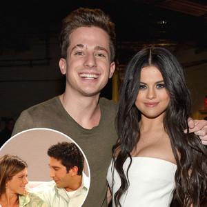 Charlie Puth, Selena Gomez, Friends