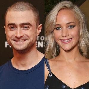 Daniel Radcliffe, Jennifer Lawrence