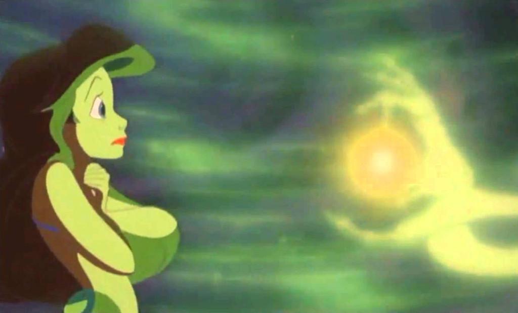 Little Mermaid, Ariel