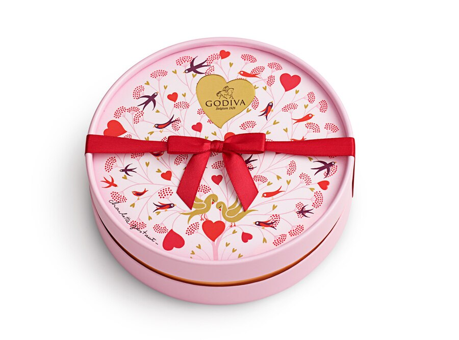 Valentine's Day, Godiva Gift Box