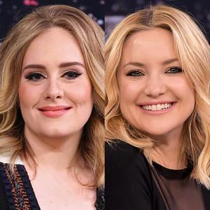 Adele, Kate Hudson