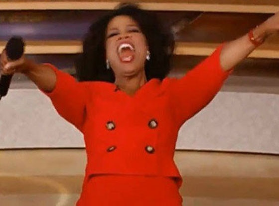 Best Oprah Winfrey GIFs