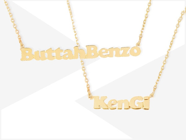 ESC, BFF Necklaces