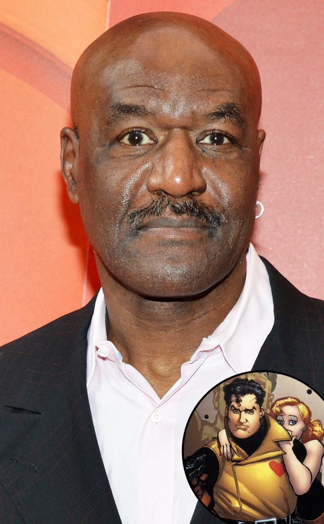 Delroy Lindo, Marvels Most Wanted