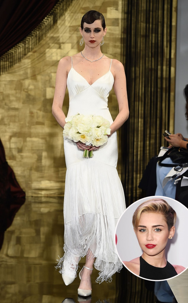 What Type of Wedding D... Miley Cyrus Married
