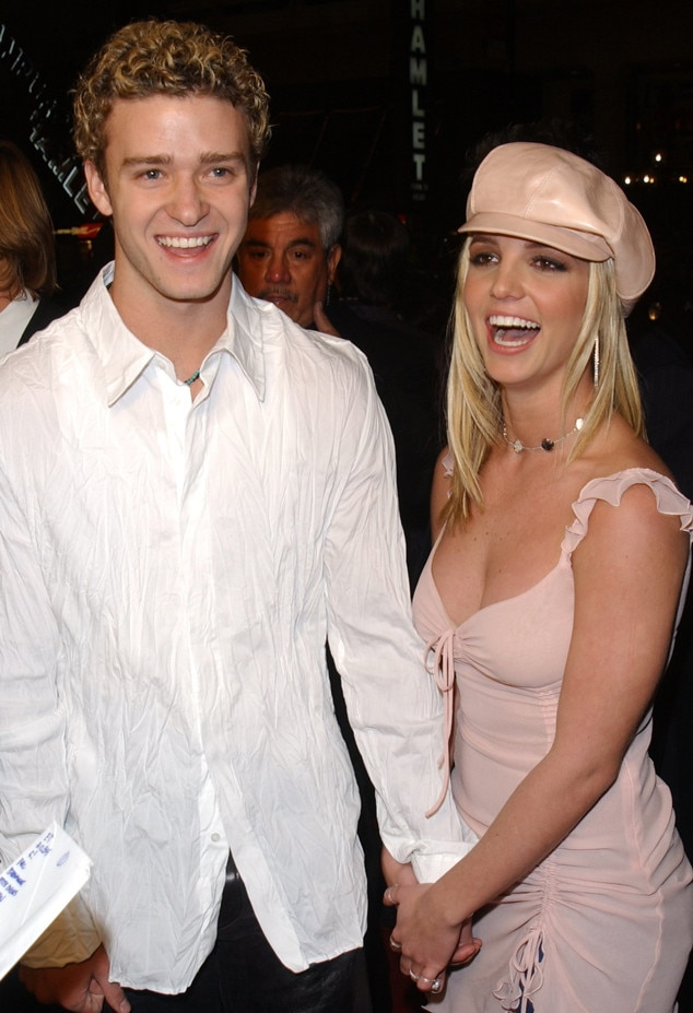 how long were britney spears and justin timberlake dating
