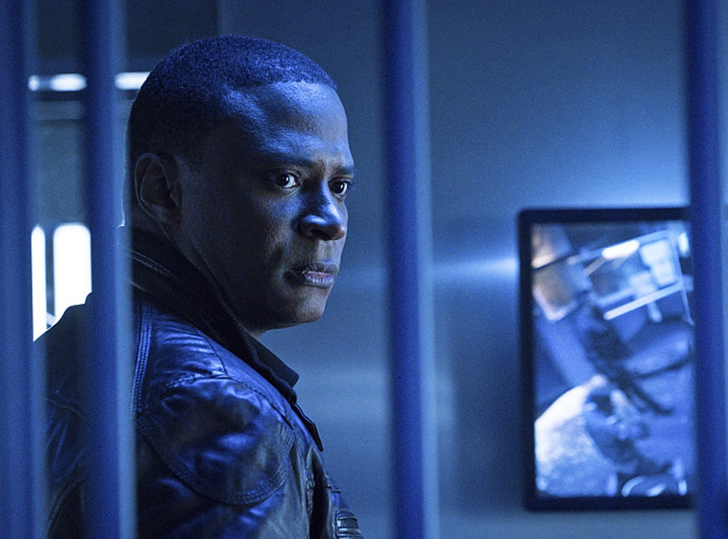 David Ramsey, Arrow