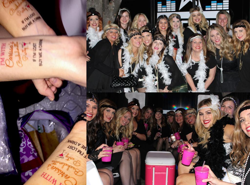Carissa Loethen Bridal Blog, Bachelorette Party