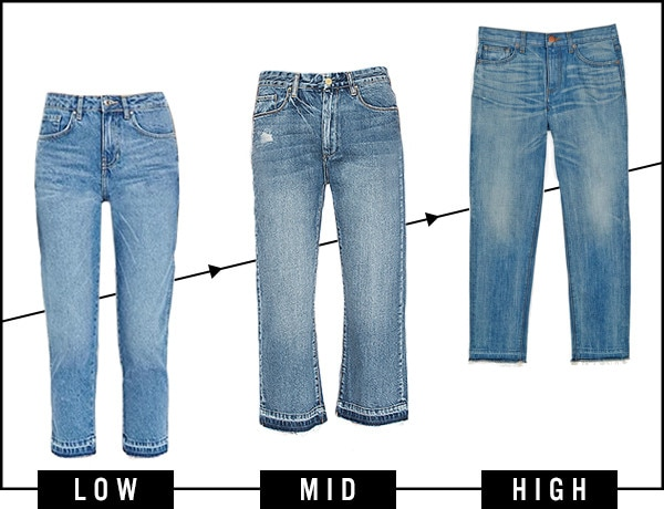 ESC, Dare to Wear Frayed Jeans