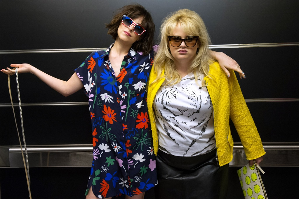 How to be Single, Rebel Wilson, Dakota Johnson