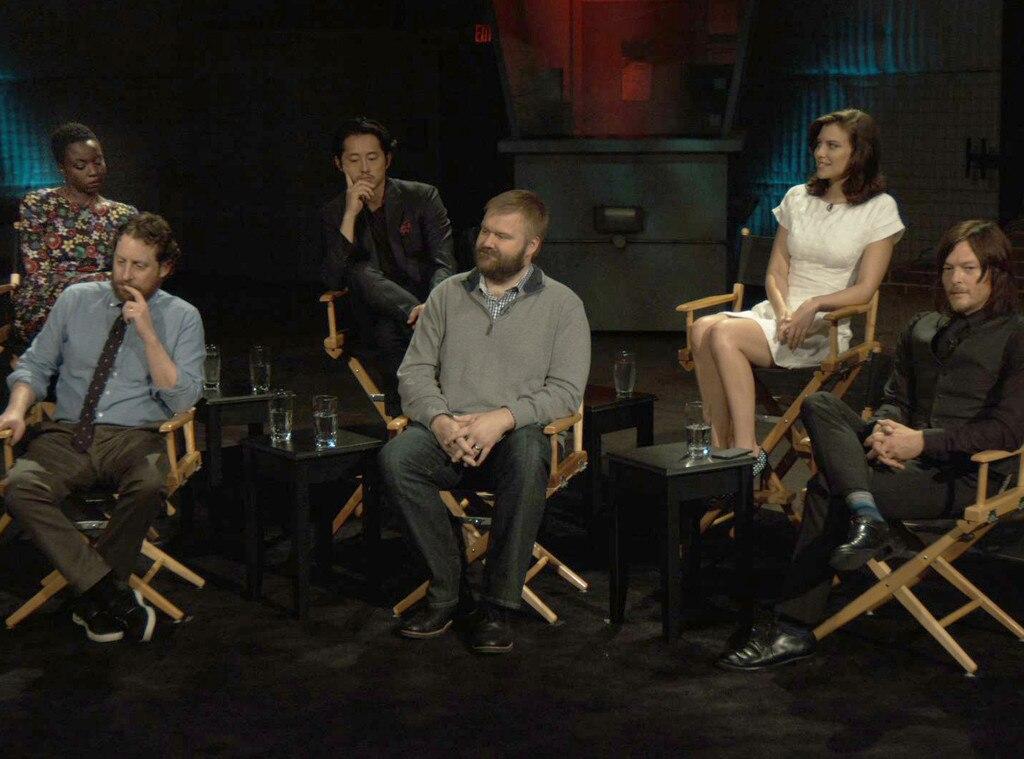 The Walking Dead, Inside the Actors Studio