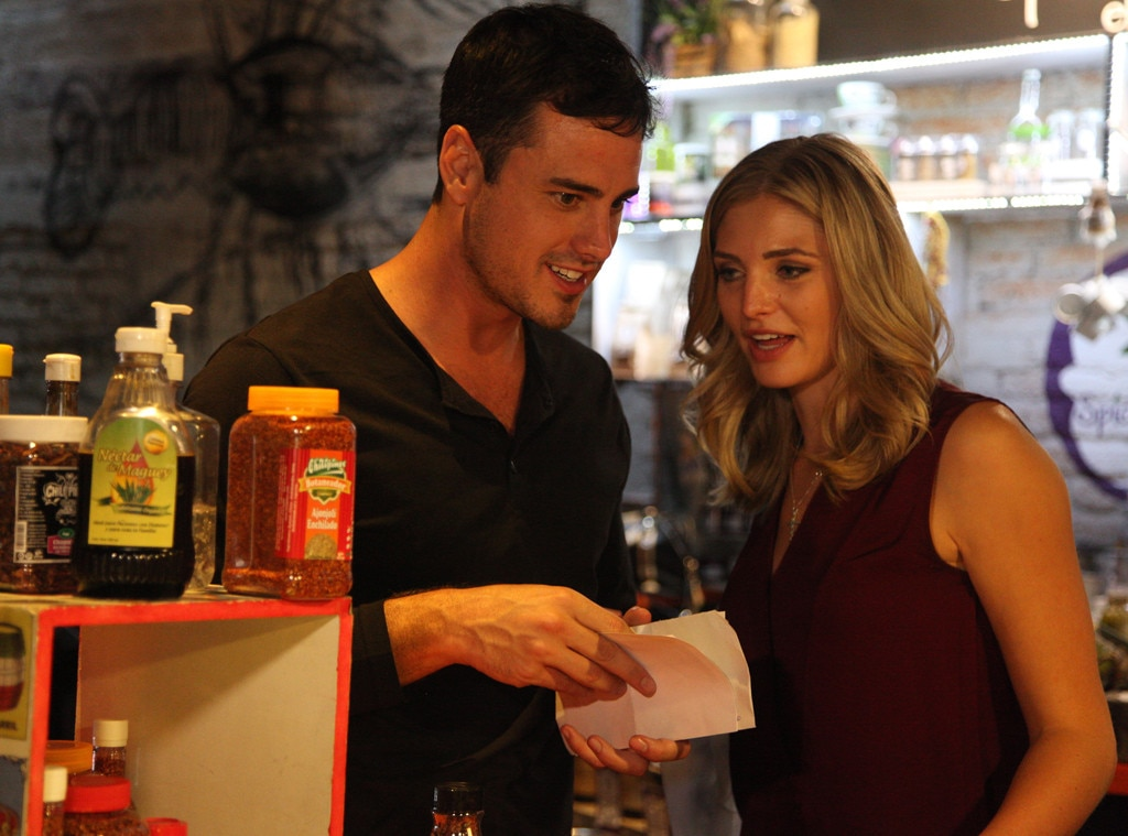 The Bachelor, Ben Higgins, Olivia