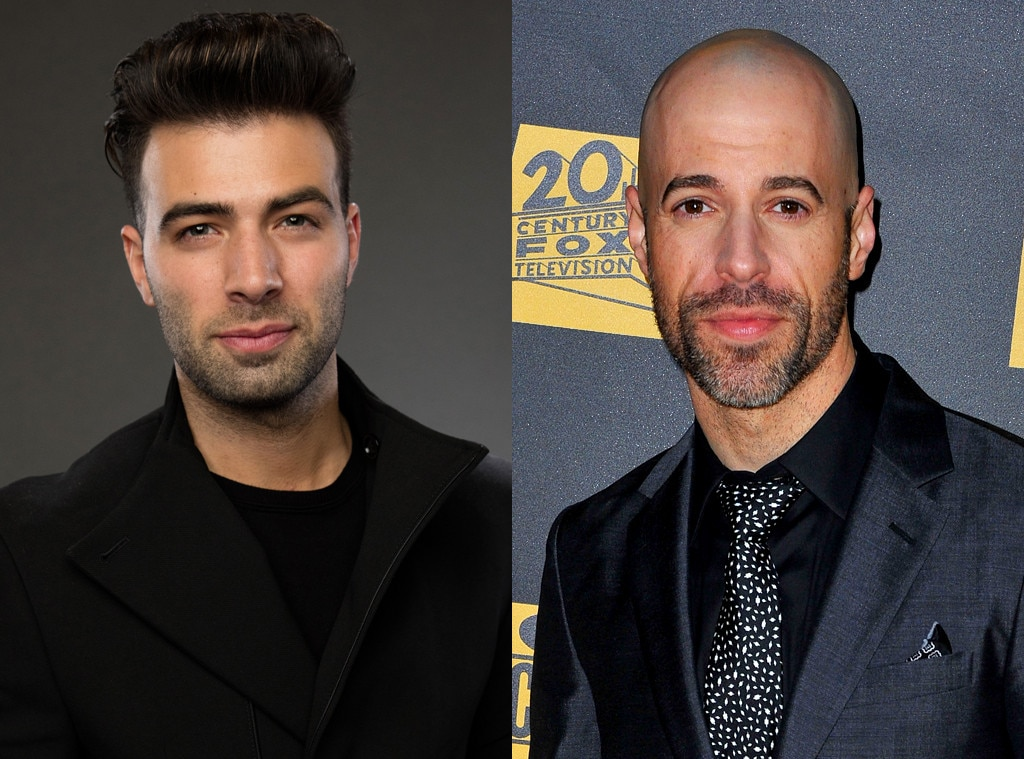 Jencarlos Canela, Chris Daughtry
