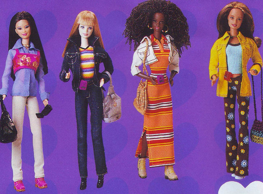 Really Rad Barbie, 1998