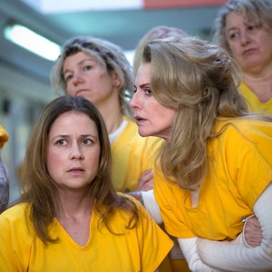 Jenna Fischer, Megan Mullally, Me, You and the Apocalypse