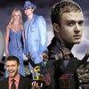Justin Timberlake Birthday Graphic