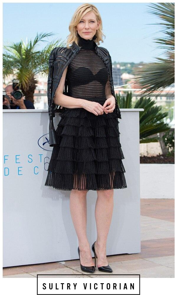 Cate Blanchett, ESC Victoriana