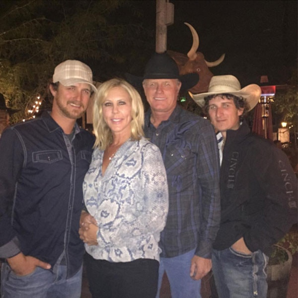 Vicki Gunvalson, Boyfriend Jack, His Sons