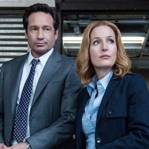 The X-Files, David Duchovny, Gillian Anderson