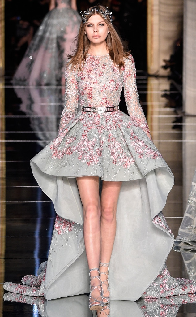 Zuhair murad from paris fashion week haute couture e news for Haute couture fashion