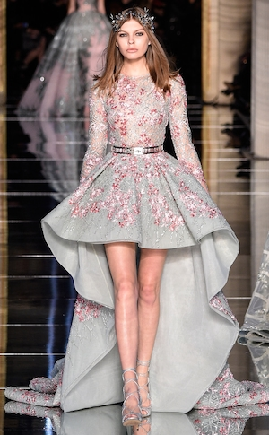 Zuhair Murad, Paris Fashion Week Haute Couture