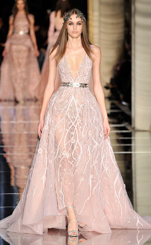 Tabliers Haute Couture : Zuhair murad from paris fashion week haute couture e news