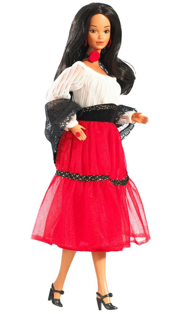 Hispanic Barbie, 1980