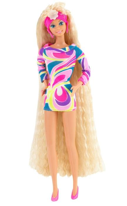 Totally Hair Barbie, 1992