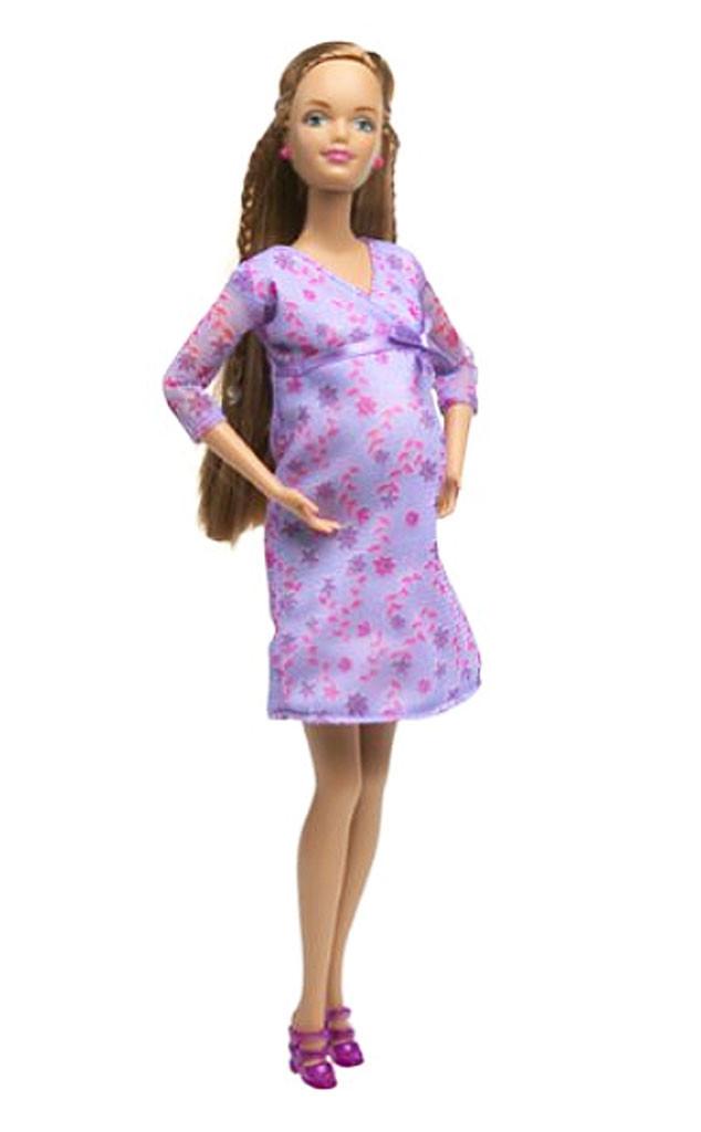 Pregnant Midge Barbie