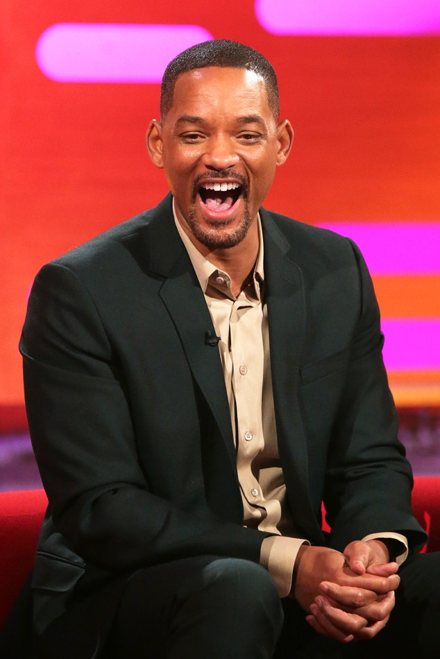 Will Smith, Graham Norton Show