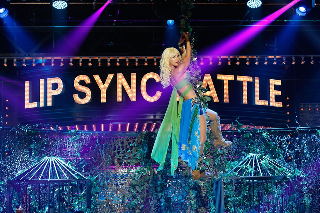 Kaley Cuoco, Lip Sync Battle