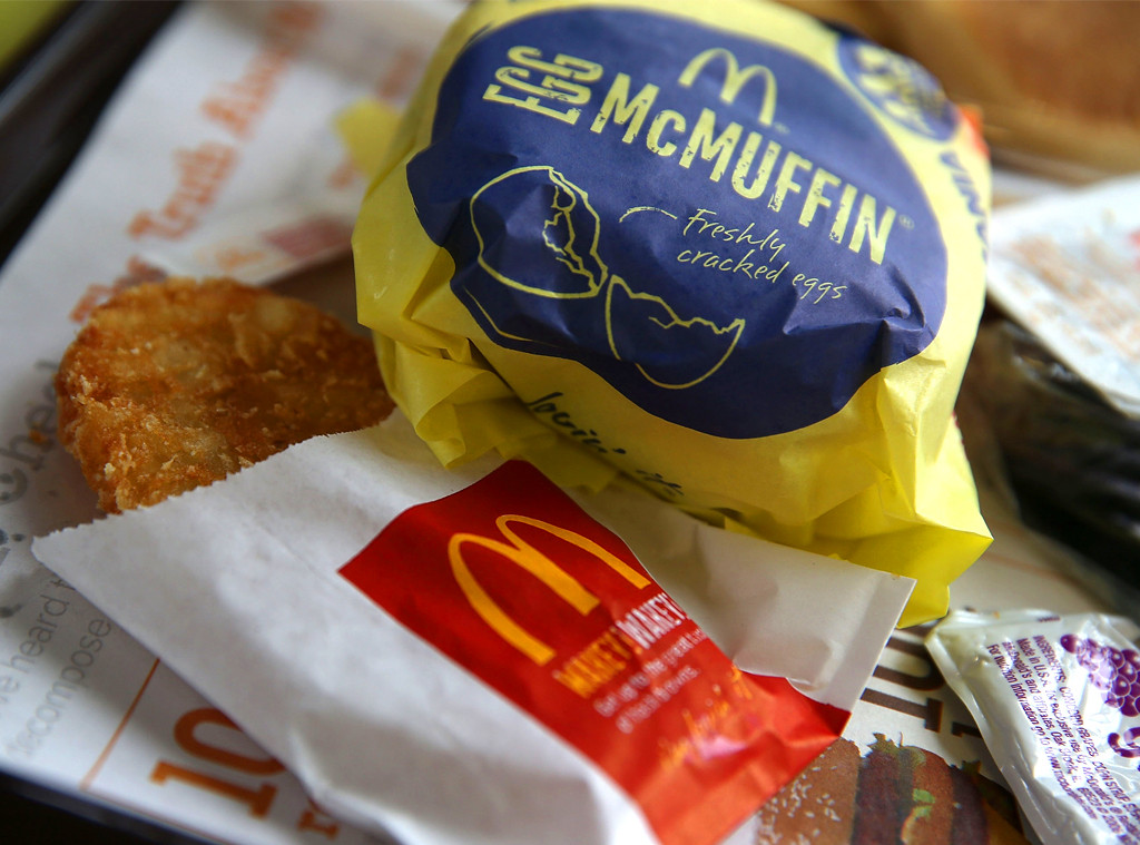 McDonald's Egg McMuffin, hash browns