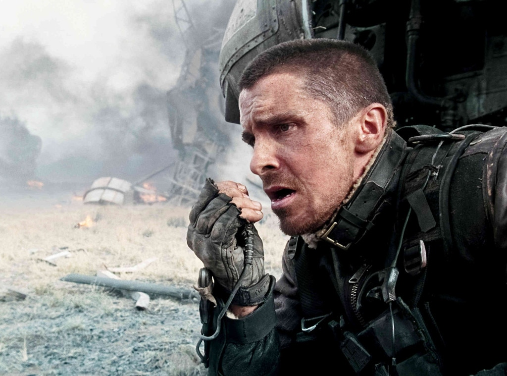 terminator salvation 2009 from christian bale movie