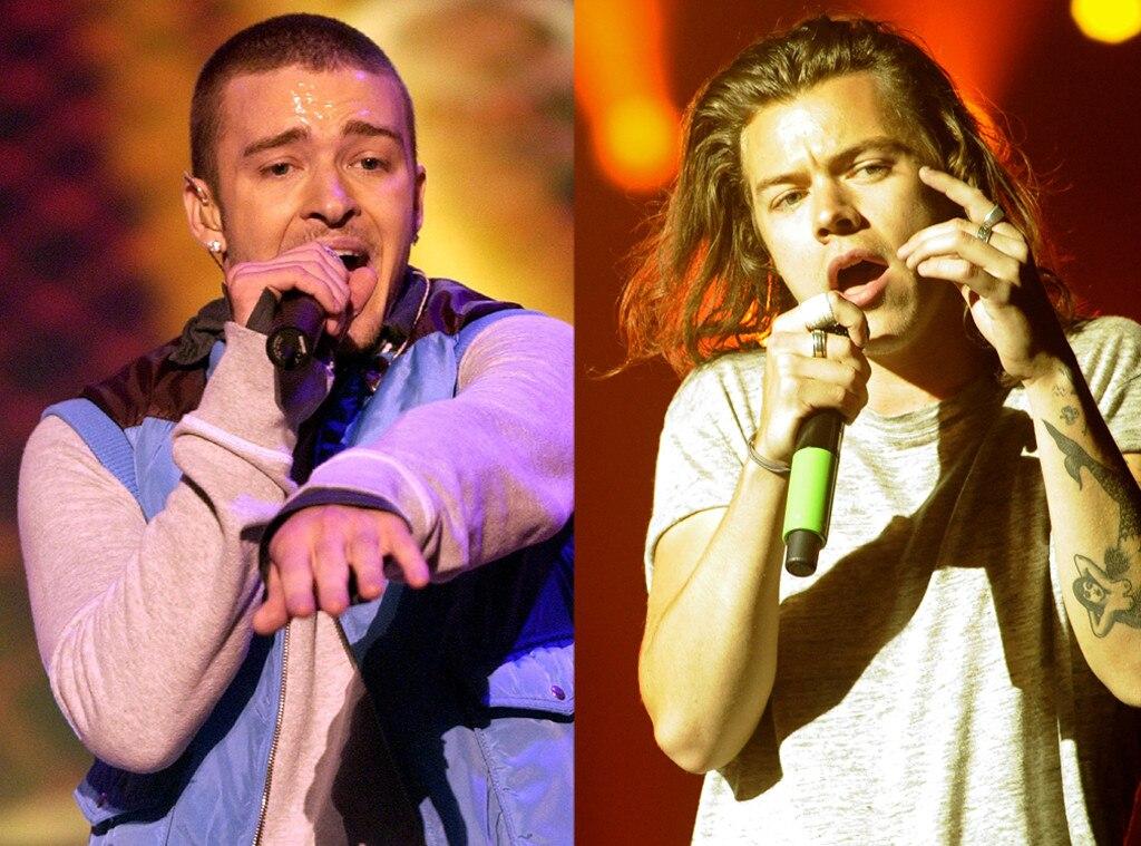 Justin Timberlake, Harry Styles