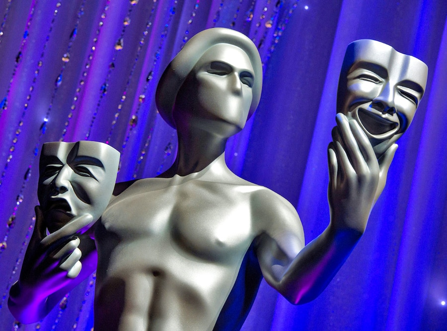 Screen Actors Guild Awards, SAG, Statue