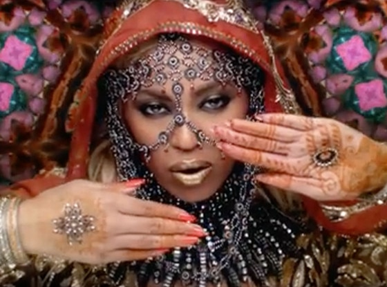 Beyonce, Coldplay, Music Video