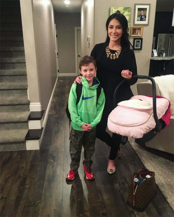 Bristol Palin, Kids, Tripp, Sailor Grace