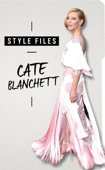 ESC, Cate Blanchett, Style File