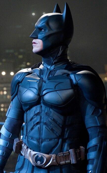 The Dark Knight, Christian Bale