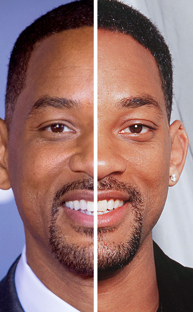 Will Smith, Stars Who Never Age, 14 Year Difference