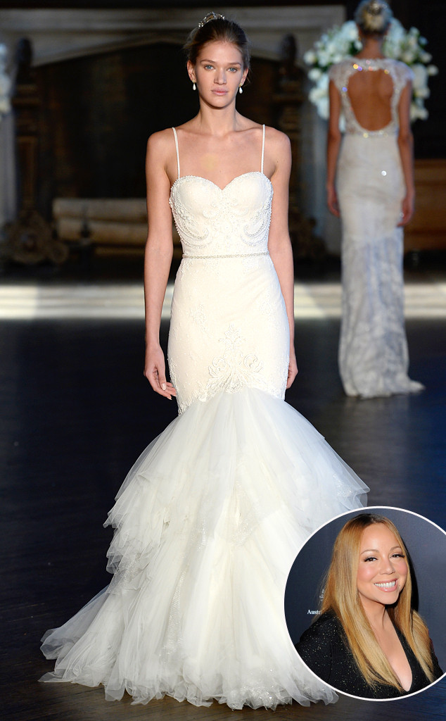 Mariah Carey, Wedding Dress Prediction