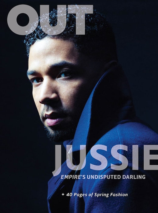 Jussie Smollet, Out