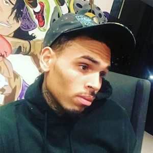 Chris Brown, Instagram