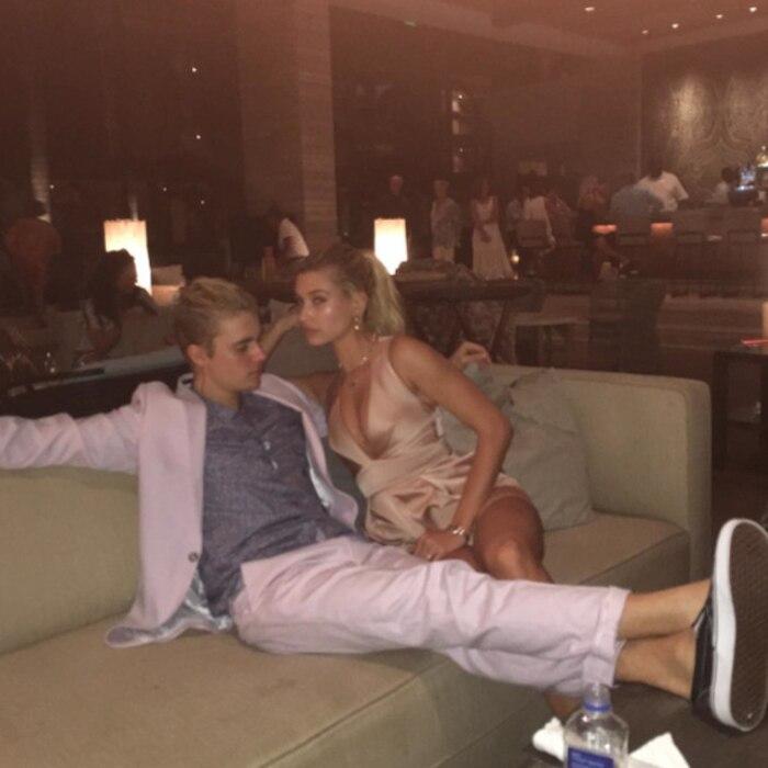Justin Bieber, Hailey Baldwin, Instagram