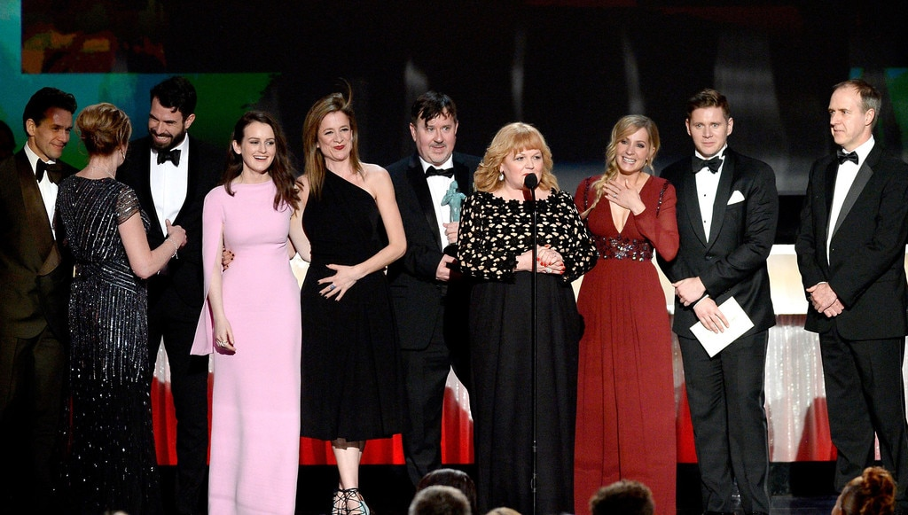 Downton Abbey Cast, SAG Awards, Winners