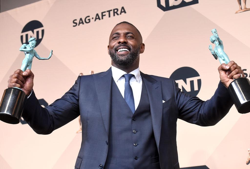 Idris Elba, SAG Awards, Winner, 2 Statues