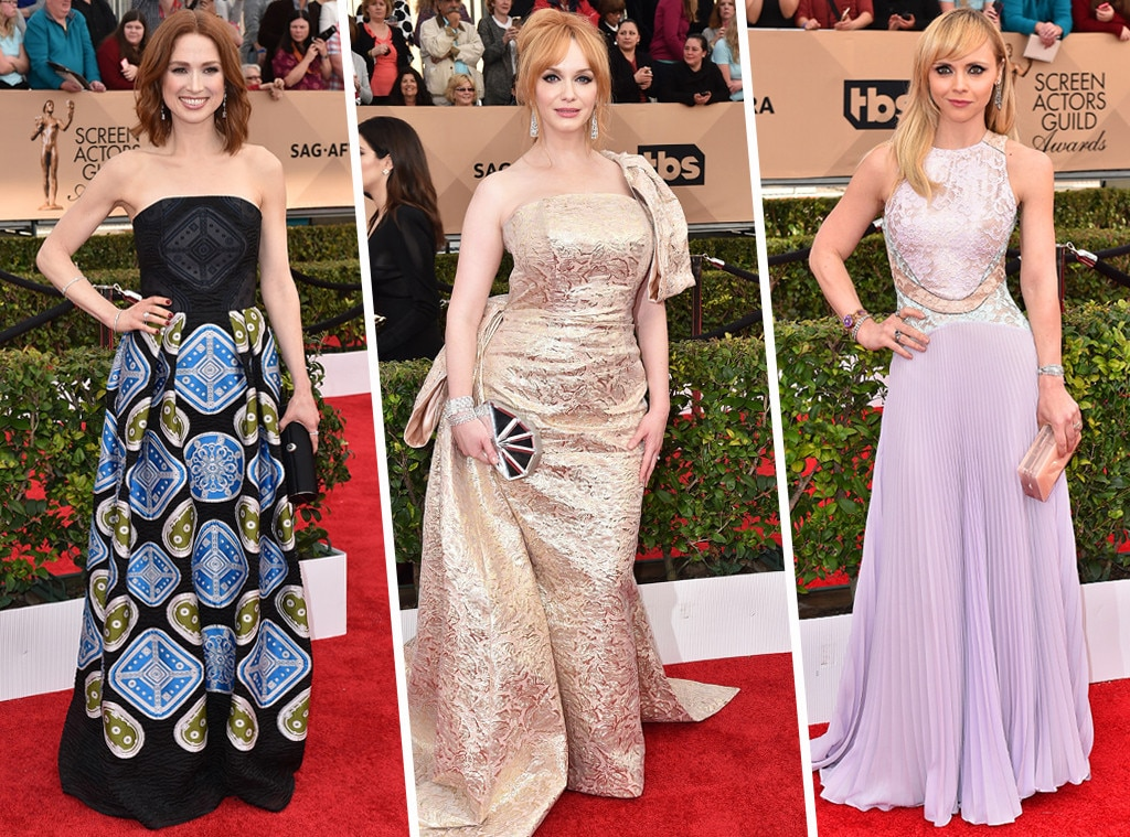 Worst Dressed, SAG Awards 2016