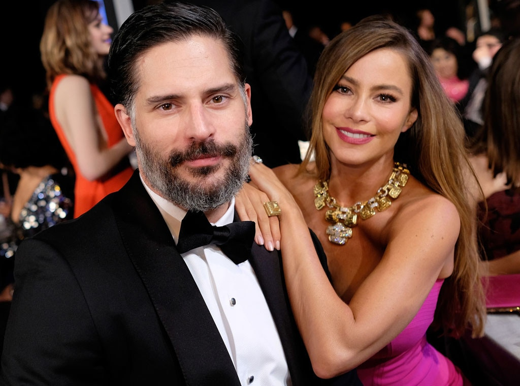 Joe Manganiello, Sofia Vergara, SAG Awards 2016, Candids
